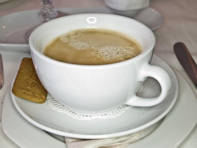 Kaffeegetränk aus Kaffeevollautomat